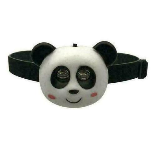 Child Animal Headlight Rechargeable for Camping Kid Gift