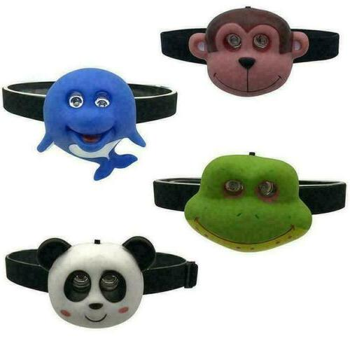 Child Animal Rechargeable Head for Gift