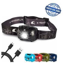Flagship-X Phoenix Rechargeable Waterproof LED Camping Headl