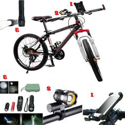 Universal Motorcycle MTB  Bike Bicycle Mount Holder For Cell